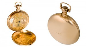 Peter Muhlenberg Pocket Watch