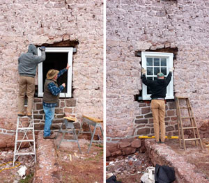 Window restoration