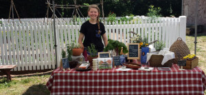 Farm Stand at The Speaker's House